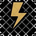 Lightning Spark Flash Icon