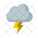 Bolt Cloud Lightning Icon