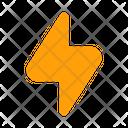 Bolt Flash Power Icon