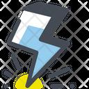 Lightning Target Strike Icon