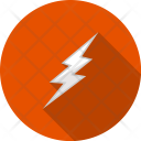 Lightning Bolt Thunder Icon