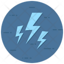 Weather Lightning Lightning Bolts Thunder Bolt Icon
