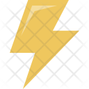 Lightning Bolt Charge Icon