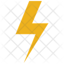 Lightning Bolts Flash Current Icon