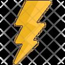 Lightning Thunder Icon