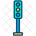 Traffic Light Traffic Lights Three Lights Icon