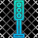Traffic Light Traffic Lights Three Lights Icon