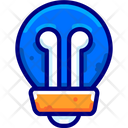 Lights Creativity Ideas Icon