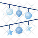Lights Decoration Twinkle Lights Icon