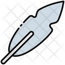 Lightweight Feather Pen Icon