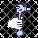 Camera Minicamera Lightweight Icon