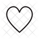 Like Love Heart Icon