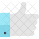 Like Thumbsup Review Icon