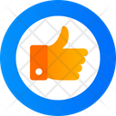 Like Feedback Thumbs Up Icon