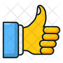 Like Thumbs Up Appreciation Icon