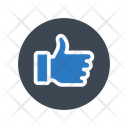 Like Feedback Rating Icon