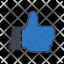 Like Ok Feedback Icon