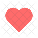 Like Heart Shopping Icon