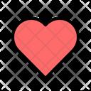 Like Heart Shopping Icon