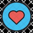 Like Favorite Love Icon