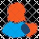 Button Like Friend Icon