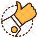 Like Thumb Up Gestures Icon