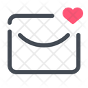 Like Mail Email Icon