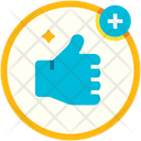 Like Thumbs Up Review Icon