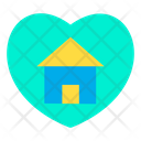Home House Work Done Icon