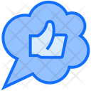 Like Chat Icon
