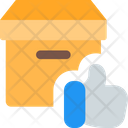 Like Delivery Icon