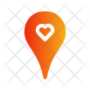 Like Location Icon