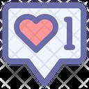 Social Network Communication Icon