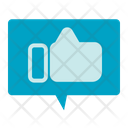 Liked Comment Feedback Icon