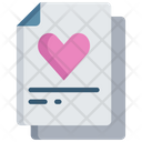 Liked Document Icon