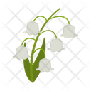 Lily of the valley Icon