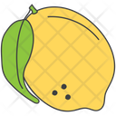 Lemon Lime Fruit Icon