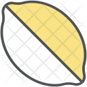 Lime Lemon Citrus Icon