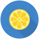Lime Yellow Fruit Icon