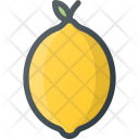 Lime Lemon Health Icon