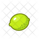Lime Fruits Fruite Icon