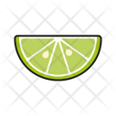 Lime Slice Icon