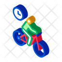 Limited Cycling Time Icon