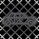 Limousine Luxury Automobile Icon