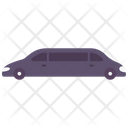 Limousine Transport Vehicle Icon