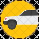 Limousine Luxury Vehicle Sedan Icon