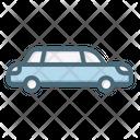 Limousine Car Vehicle Icon