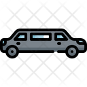 Limousine Transport Transportation Icon