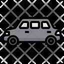 Limousine Car Automobile Icon