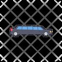 Limousine Luxury Car Luxury Icon
